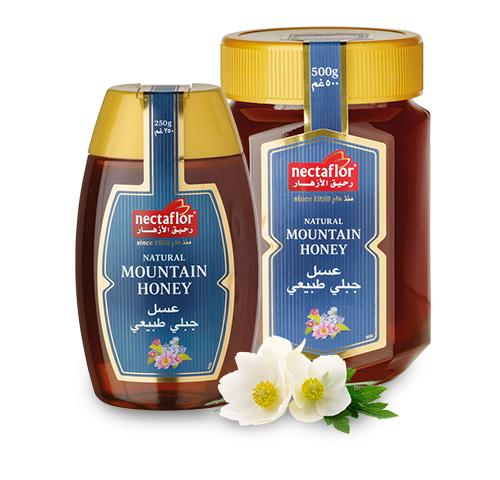 Mountain honey