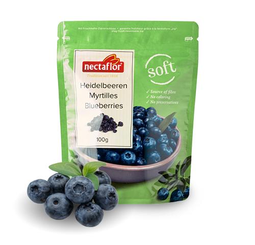 Soft Blueberries