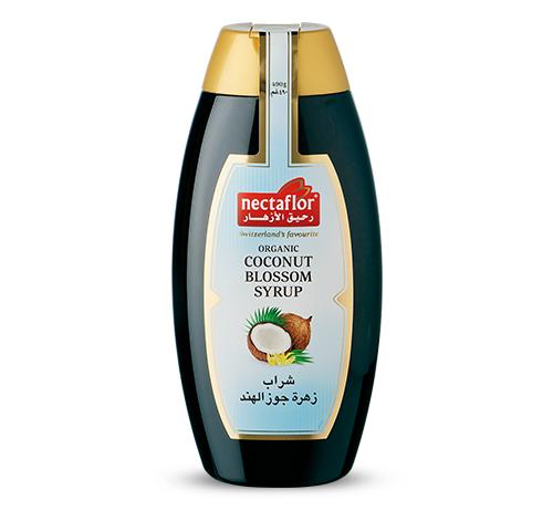 Organic Coconut Flower Syrup