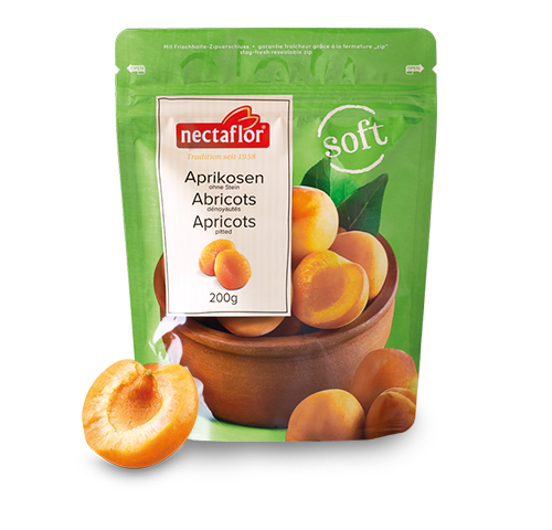 Sweet Soft Apricots
