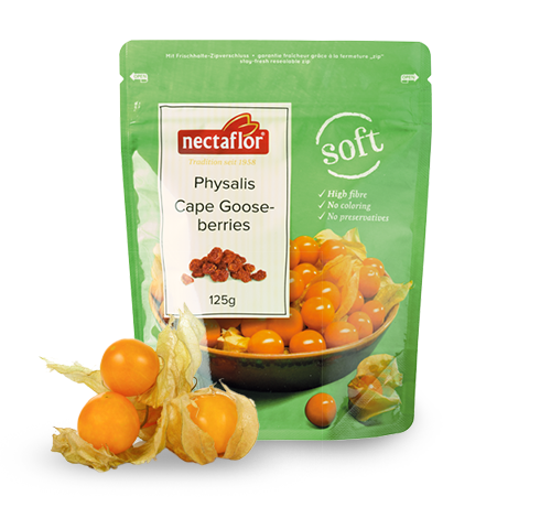 Soft Cape Gooseberries or Physalis