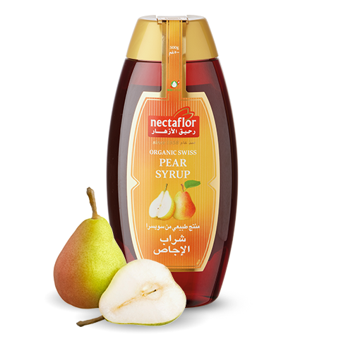 Organic Swiss Pear Syrup
