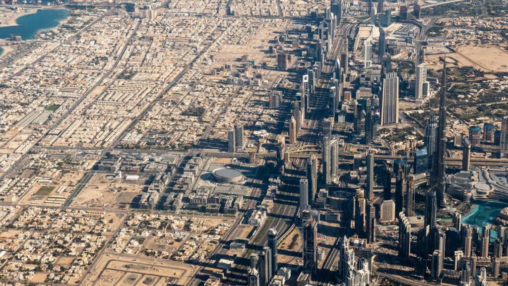 Where to find us Dubai